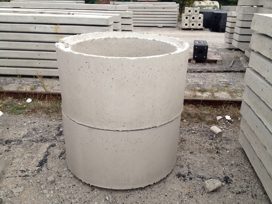 Road culvert 800/500 reinforced or non-reinforced